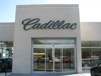 River Oaks Cadillac: August 2012- April 2013